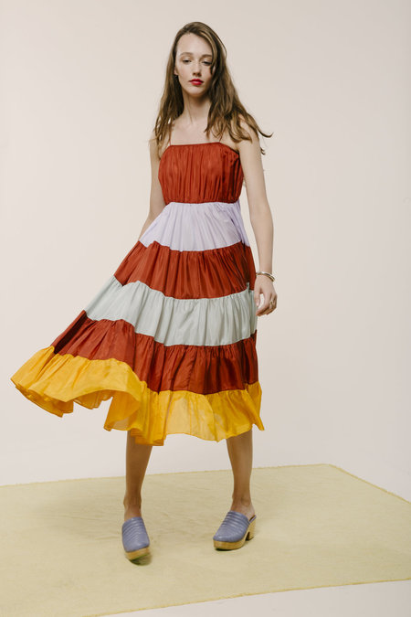 Carleen Christo Dress - Multi