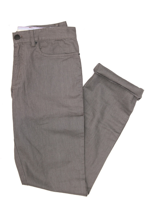 Men's Bridge & Burn Polk Linen Charcoal