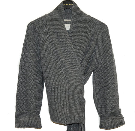 Brochu Walker Heidi Wrap Cardigan