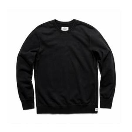 Reigning Champ Crewneck - Black