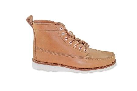 Lanona Academic Boot - TAN