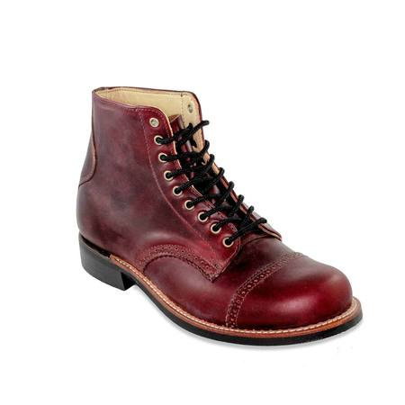 Canada West Shoes WM. Moorby CXL - Black Cherry