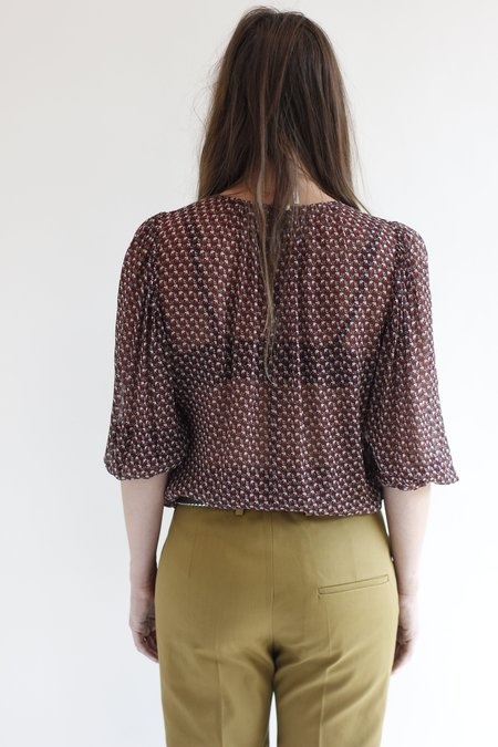 Icons Reconstructed Icons Femme Blouse