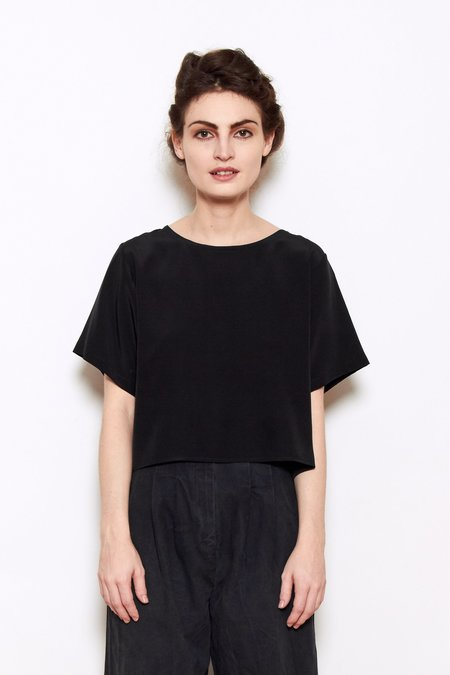 Personnel of New York Mino Top - Black