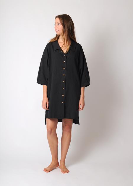 Ilana Kohn Harrison Dress - inky