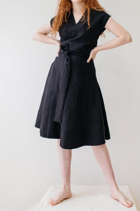 Lauren Winter Wraparound Dress