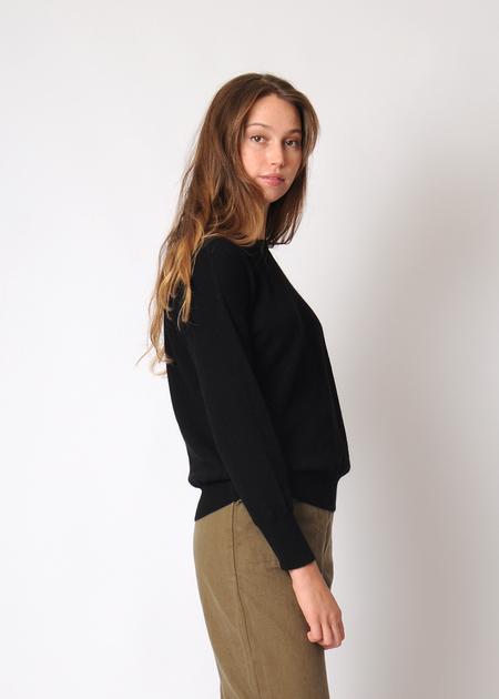 Christina Lehr Tina Sweater - Black