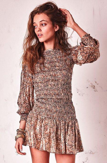 Love Shack Fancy Scarlett Mini Dress