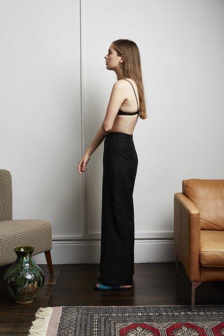 Mina Moi Pants - BLACK