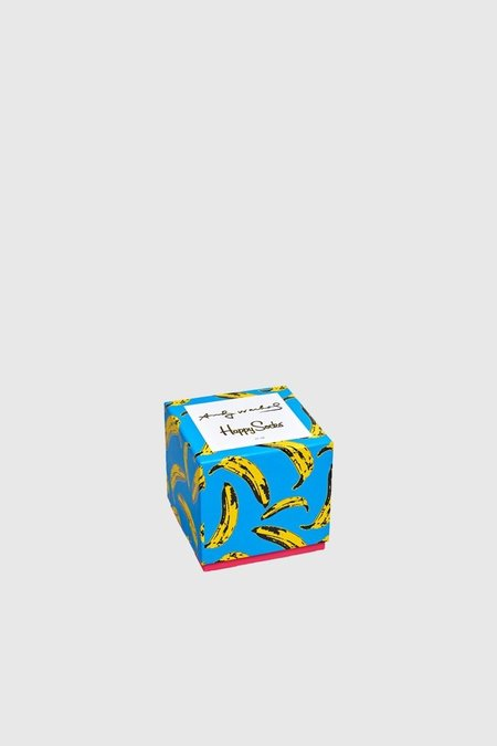 Unisex Happy Socks Andy Warhol Sock Box Set