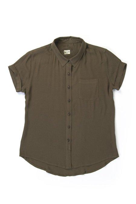 Bridge & Burn Bea Shirt - Olive