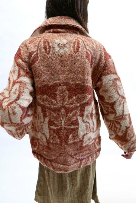 Carleen Ardmore Blanket Jacket