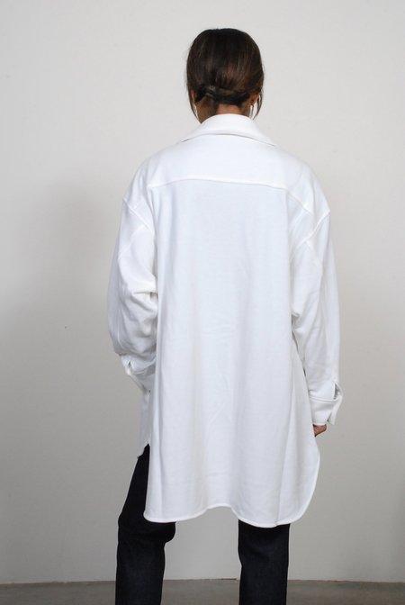 Creatures of Comfort Work Jacket - White