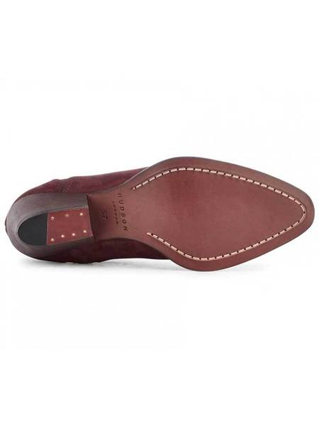 Hudson Beryl Boot - Bordeaux