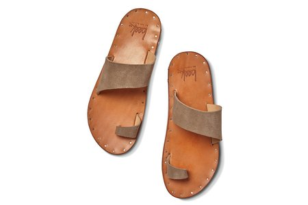 Beek Finch Sandals - Quartz