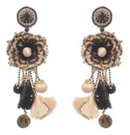 Ranjana Khan Botafogo Earrings