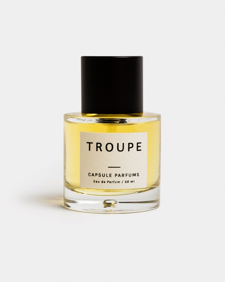 capsule parfumerie Troupe Eau De Parfum