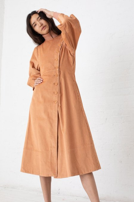 Ulla Johnson Rowan Coat Dress - Camel