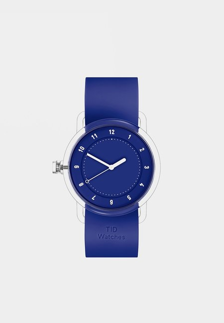 Unisex TID Watches No. 3 TR90 Watch Set - Blue