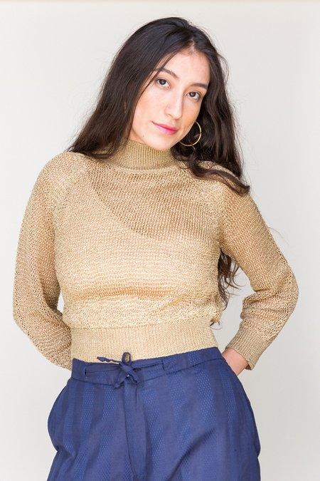 Mila Zovko Joni Sweater - Gold