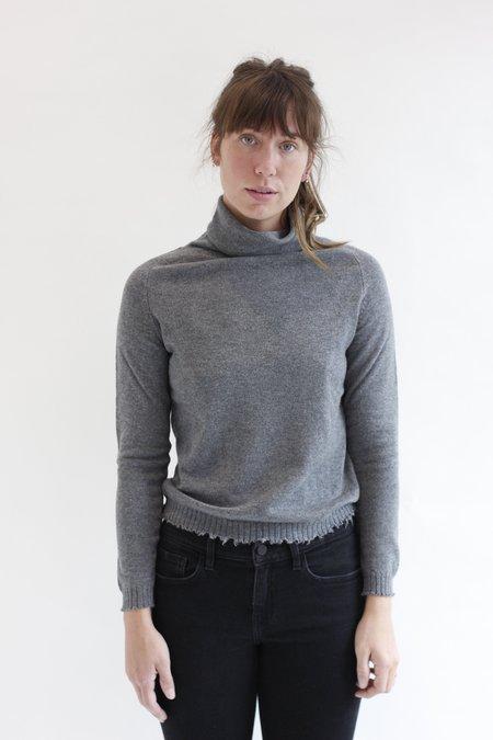 MJ Watson Basic High Neck Sweater