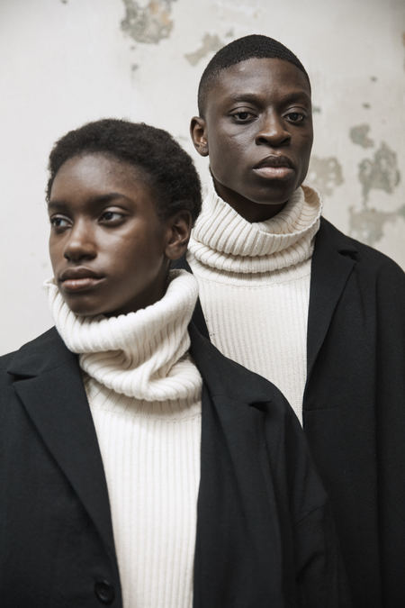 Adnym Atelier Madi Knit - Off White