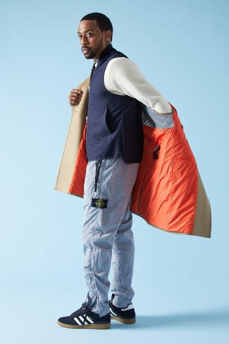 Paul Shark Loro Piana Storm System Waterproof Coat - Camel/Orange