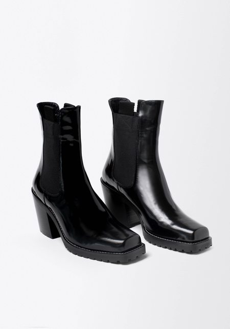 Creatures of Comfort Crawford Boot - Black