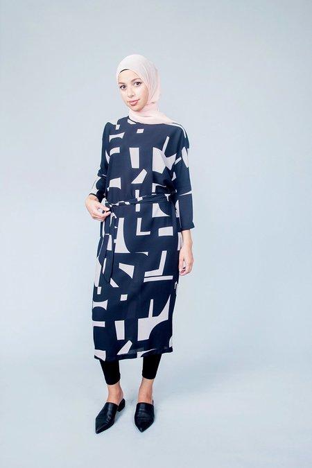 Eve Gravel L'Etranger Dress