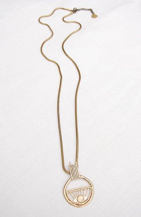 Hawkley Hawkly Maven Necklace