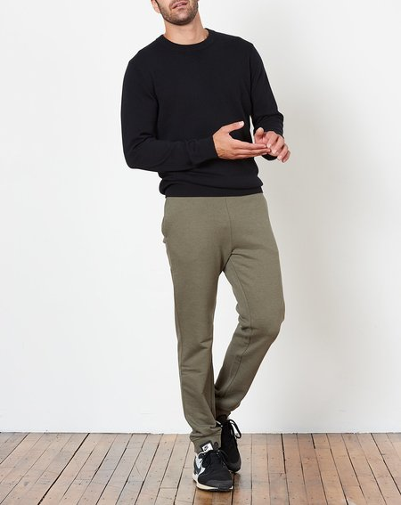 Saturdays NYC Everyday Classic Sweater - Black