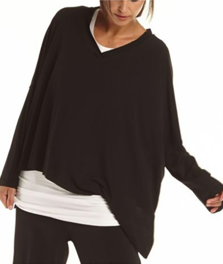 Planet Double Angle V Pullover