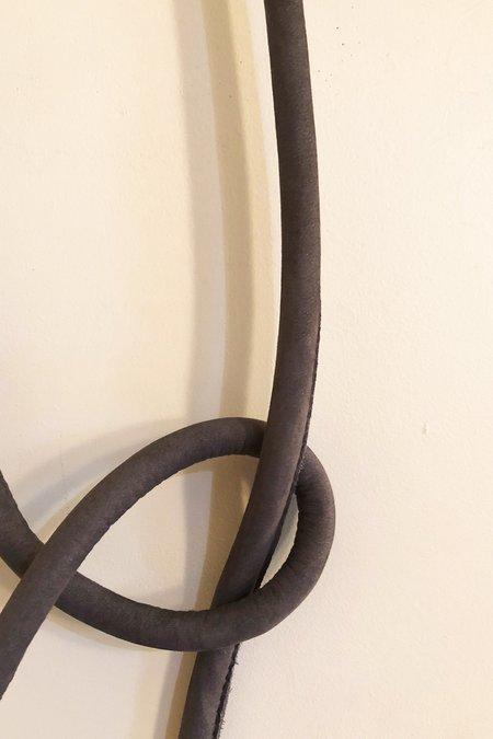 Ceri Hoover Line Belt - Dovetail Grey