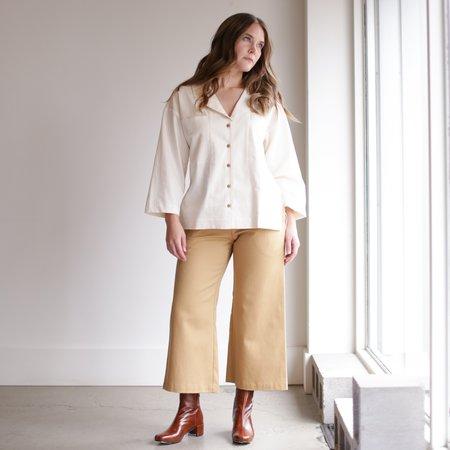 Ilana Kohn Mapes Shirt - Natural