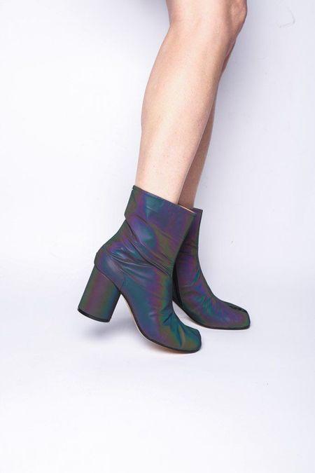 Maison Margiela Tabi Ankle Boot - Black Multi