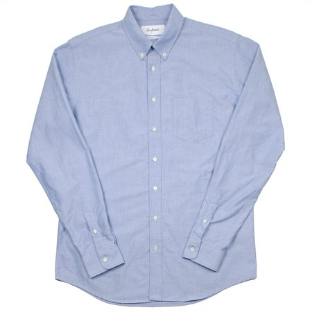 Schnayderman's Oxford One Shirt - Blue