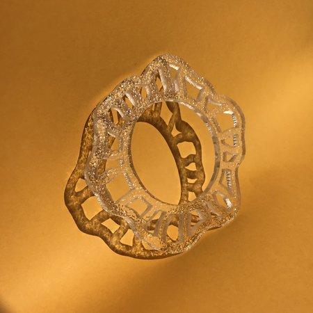 Wasted Effort Anemone Bracelet - CLEAR