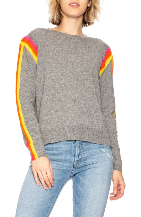 Jumper 1234 Cashmere Sweater - Stripe