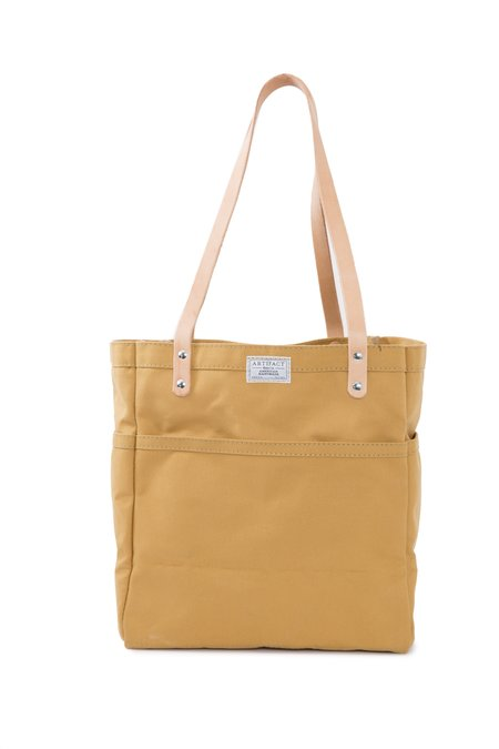 Artifact Campus Tote - Dijon