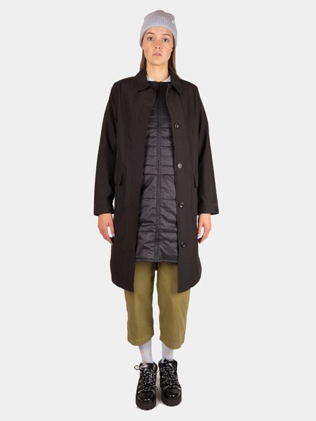 Norse Projects Thorfrid Gore-Tex® Coat - Black