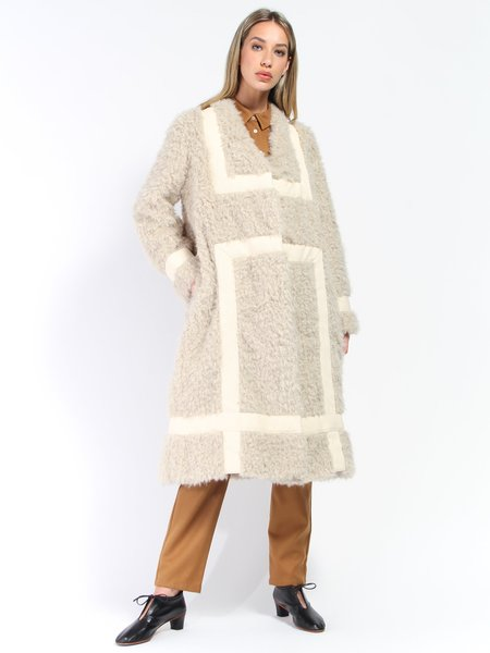 Rodebjer Alasia Coat - CREAM