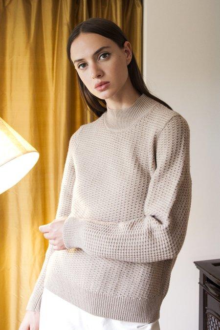 MILA ZOVKO ANKA Sweater - Oatmeal
