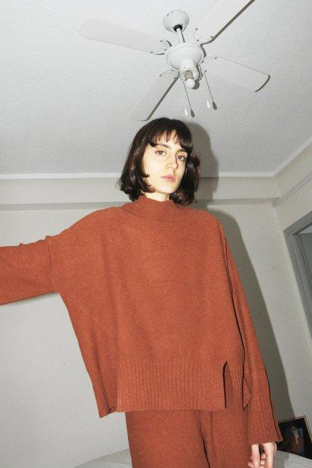 Diarte Lee Sweater - Terracotta