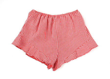 Lykke Wullf Barbarella Shorts - Red Gingham