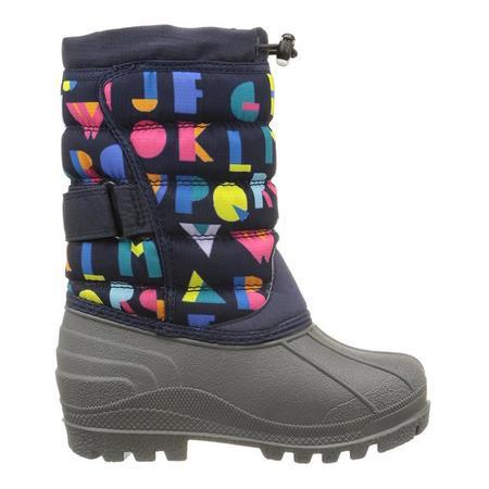 KIDS Aigle Child Luego Winter Boot - Marine