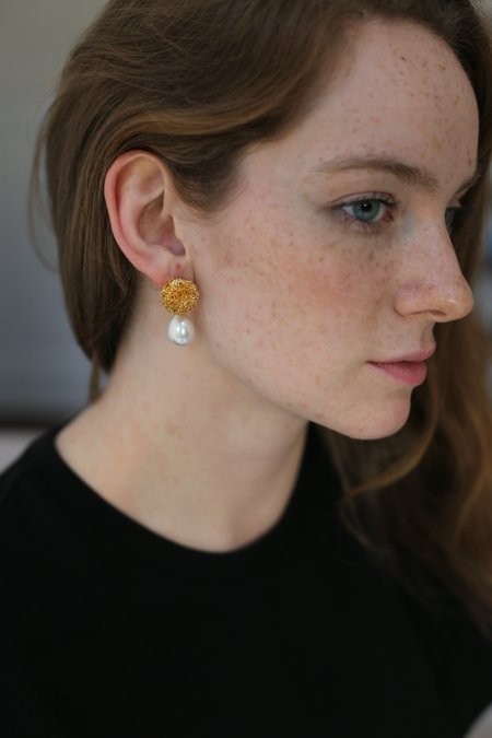 Mirit Weinstock Sparkling Star Earrings