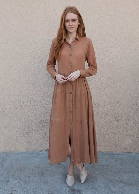 Sasha Darling Loren Dress - Mocha