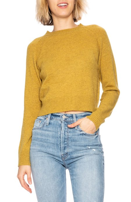 27 Miles Rafiella Crop Sweater
