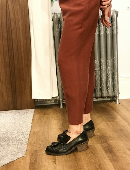 Eve Gravel Lonely City Pant