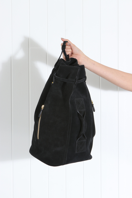 Jerome Dreyfuss Franklin Bag - Noir